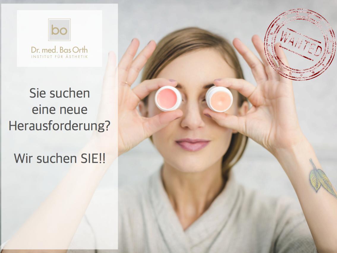 Read more about the article Verstärkung in der Kosmetik gesucht
