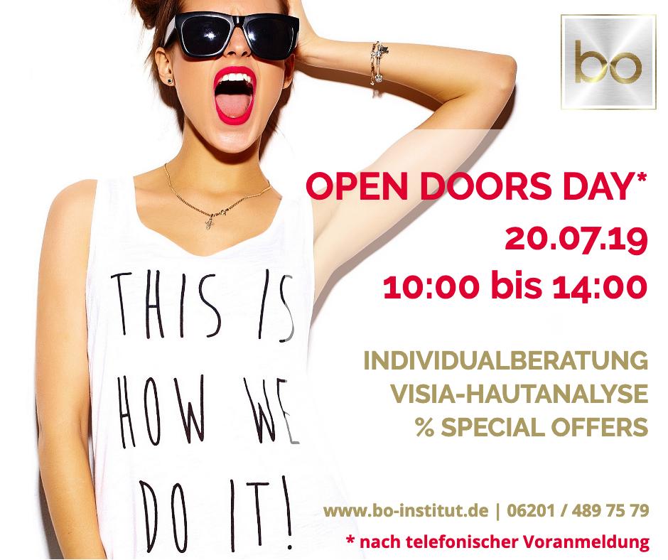 Open Doors 20.07.19